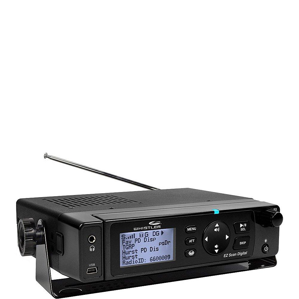 Amazon com: Whistler WS1095 Desktop/Mobile Digital Scanner