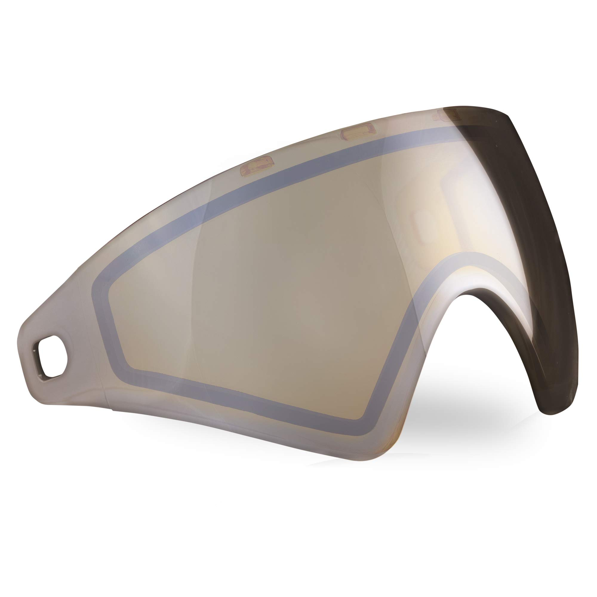 Bunker Kings CMD/Virtue VIO Thermal Paintball Goggle/Mask Replacement Lens - HD Mirror by Bnkr Kings