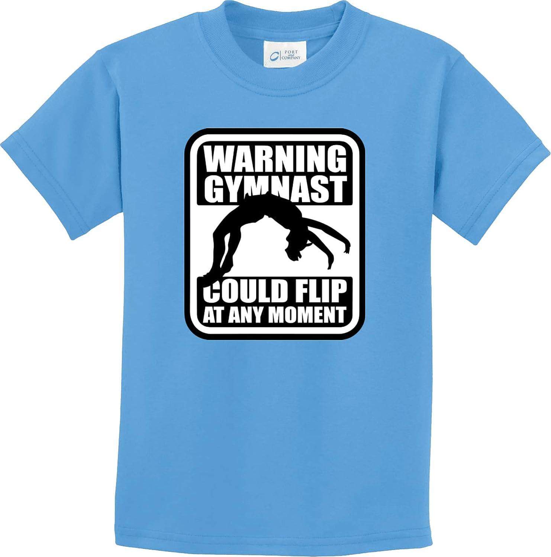 Gymnast Gymnastics t Shirt Size YOUTH SMALL YOUTH MEDIUM YOUTH LARGE