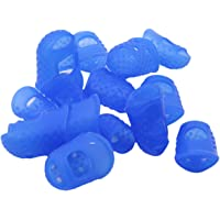 ZALING - 15 dedales de silicona con punta