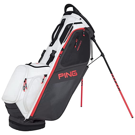 Amazon.com: PING 2018 Hoofer 14 - Bolsa de golf con soporte ...