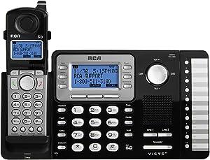 RCA ViSYS RCA-25212 Dect_6.0 1-Handset 2-Line Landline Telephone