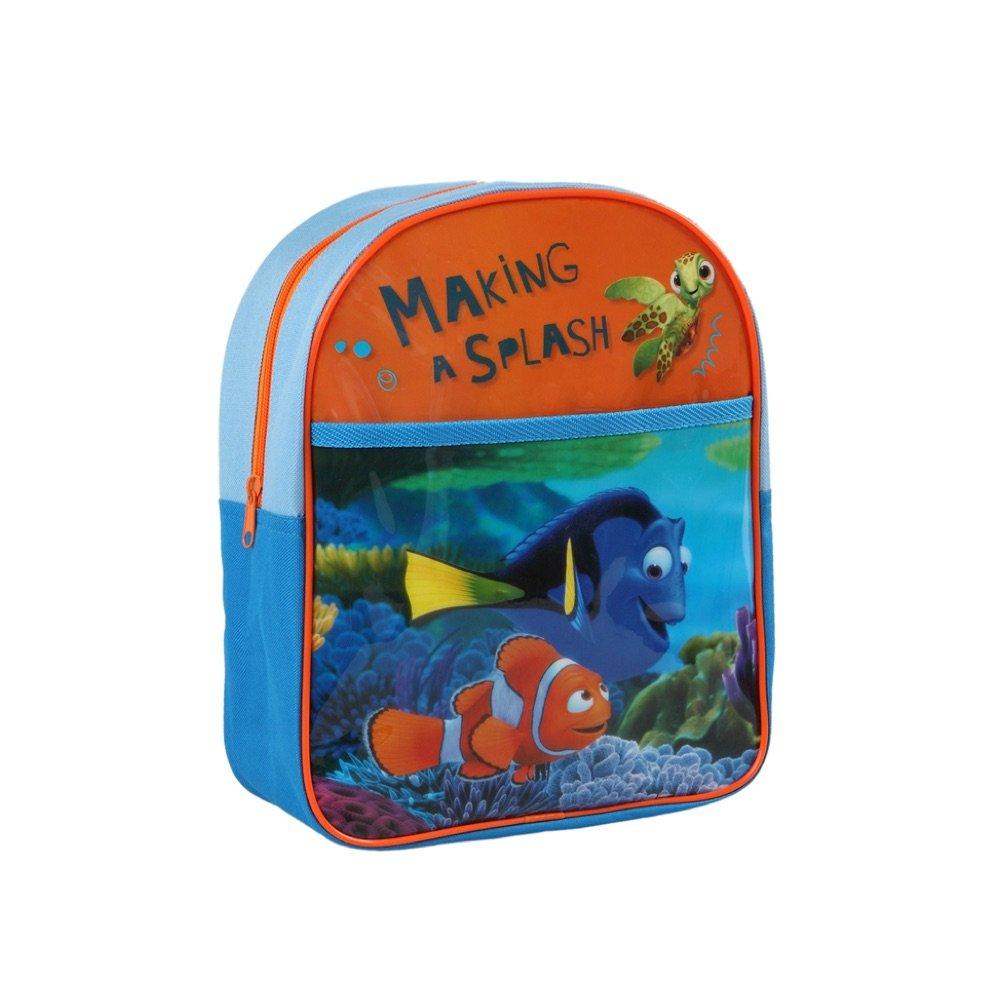 Bambini Zaino Nemo e Dory - 30 x 26 x 9 cm - Scuola e Asilo Disney 15208