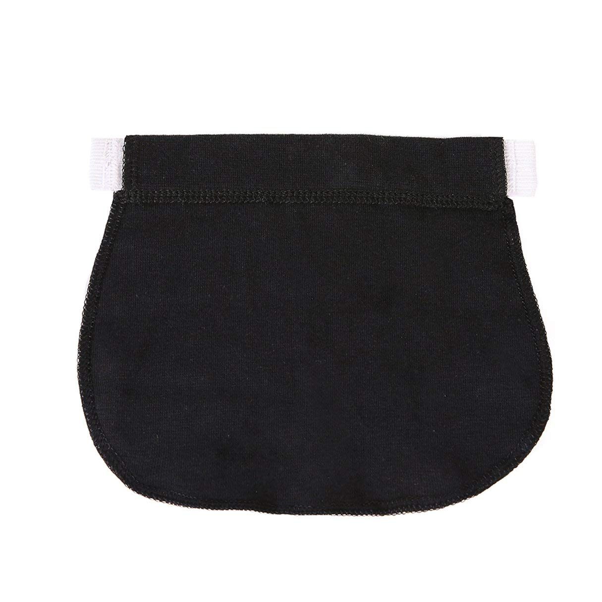 Maternity Pregnancy Waistband Belt Adjustable Elastic Waist Extender Clothing Pants for Pregnant