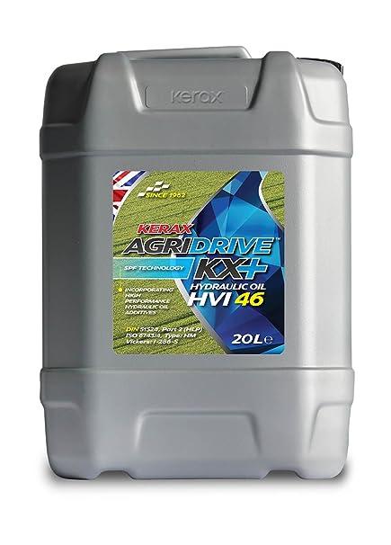 KERAX ISO 46 aceite hidráulico de HVI líquido de alta viscosidad ...