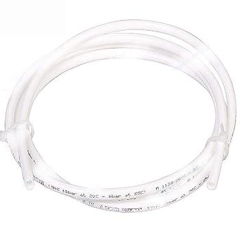 Aqualogis 5/16 LDPE - Tubo de agua de ósmosis inversa para refrigerador de acuario (5 m): Amazon.es: Hogar