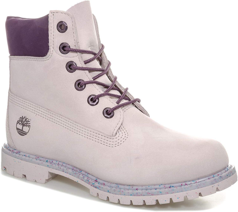 Timberland Premium - Botas para Mujer de 6 Pulgadas, Color Lila, Morado ( Lilas), 38.5 EU: Amazon.es: Zapatos y complementos