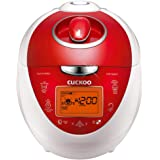 Cuckoo Multifunctional & Programmable Electric Pressure Rice Cooker 6 Cup Diamond Coated Pot & Intelligent Cooking…