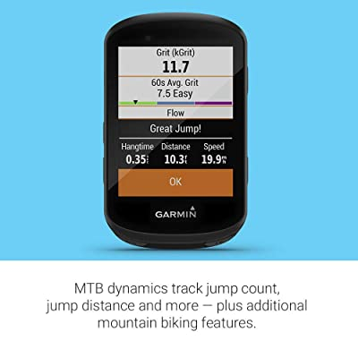 MTB Dynamics - Garmin 530