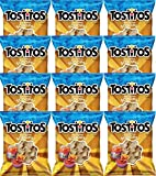 NEW Tostitos Multigrain Scoops-10oz. (12)