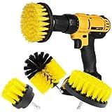 Juego de accesorios de cepillo para polvo para taladro – Kit de limpieza de cepillo para polvo eléctrico – Brocha…