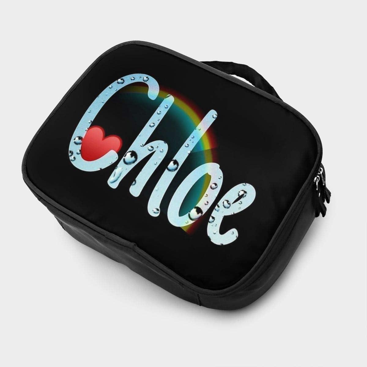 Chloe Professhional - Neceser Grande para Maquillaje, Impermeable, Organizador de artículos de tocador, Bolsa de cosméticos para Hombres y Mujeres: Amazon.es: Equipaje