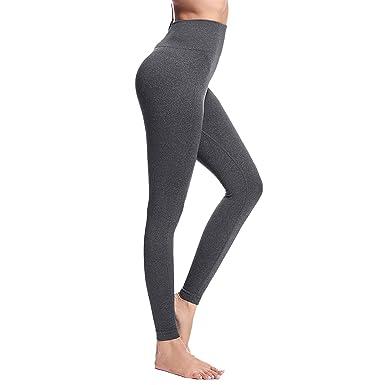 93a463998 Amazon.com  Yoga Pants Women High Waist Blue Gym Fitness Running Workout  Push Up Legging 2019 New Sport Sale  Clothing