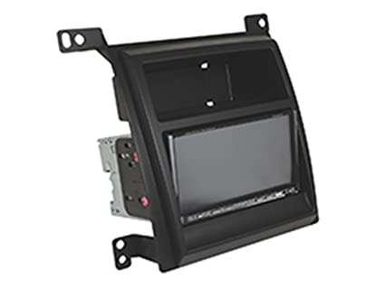 SCOSCHE GM5200B 2005-11 Cadillac STS Double DIN or DIN w/Pocket Install  Dash Kit