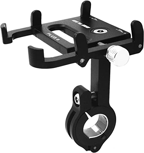 GUB Bicycle & Motorcycle Phone Mount with 360° Rotation