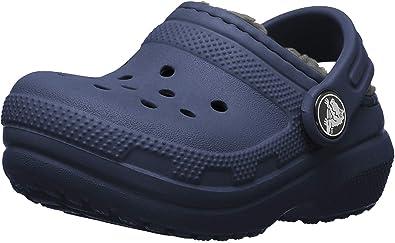 lined crocs on sale