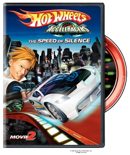 Hot Wheels Acceleracers, Vol. 2 - The Speed of Silence
