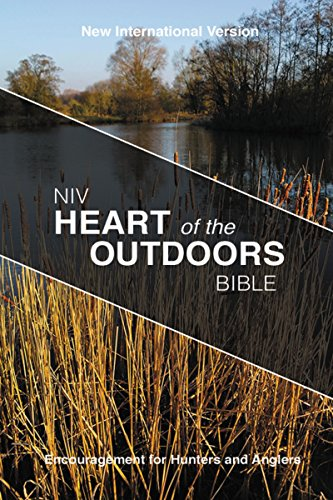 NIV, Heart of the Outdoors Bible, Paperback