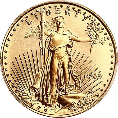 1995 P $10 Gold Eagles Gold Eagle Ten Dollar MS70 PCGS