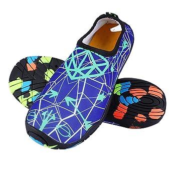 VGEBY1 Calzado acuático, Zapatos de natación para niños ...