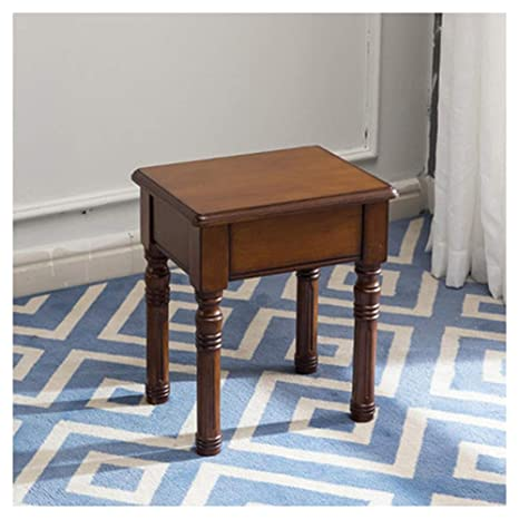 Amazon Com Sgkjj Wooden Bench Low Stool Bench Wood Stool