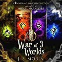 Twinborn Chronicles: War of 3 Worlds Audiobook by J.S. Morin Narrated by Mikael Naramore