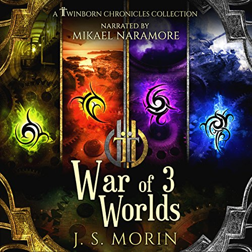 Twinborn Chronicles: War of 3 Worlds
