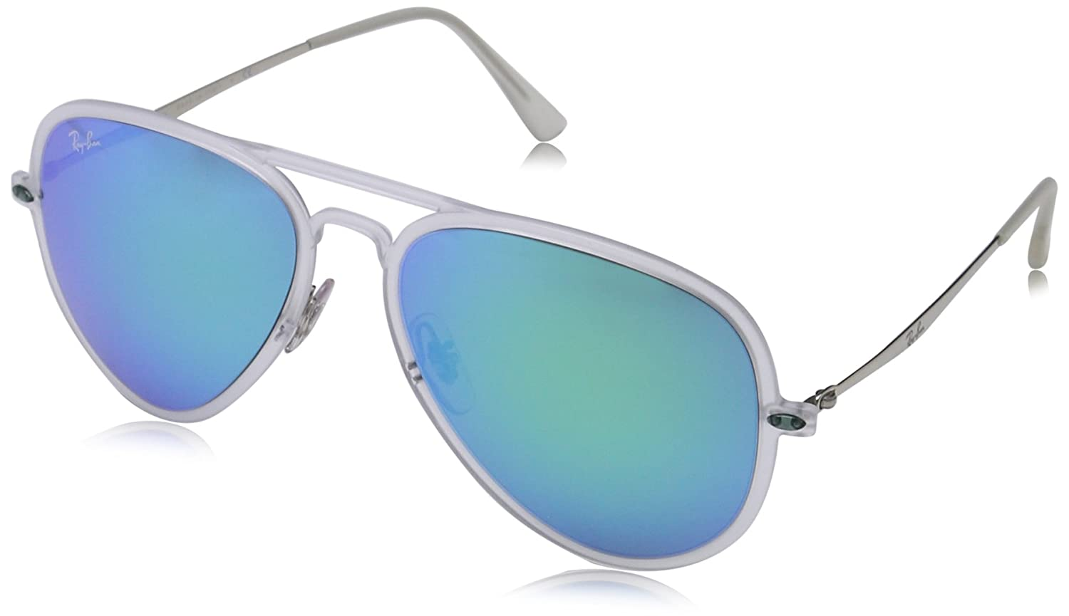 Ray-Ban Unisex Sonnenbrille AVIATOR LIGHT RAY II, Gr. Large ...