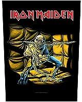 Patch officielle Iron Maiden de tranquillité (arrière)