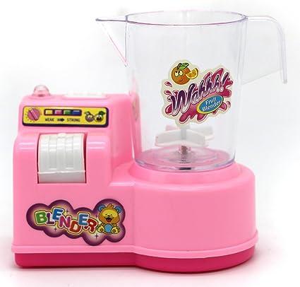 Little Treasures Mini Kitchen Appliance Fruit Juice Blender For Dollhouse  Appliances Set, Designed For 3