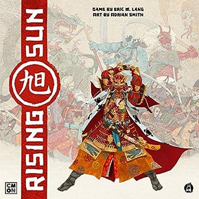 CMON Rising Sun: Toys & Games