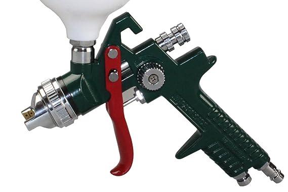 Pistola de aire comprimido Parkside PDFP 500 A1 3 bar HVLP: Amazon.es: Bricolaje y herramientas