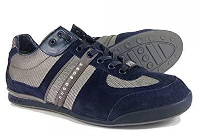0e48f88ba04 Image Unavailable. Image not available for. Color: Hugo Boss Akeen Men's Sneakers  Size 12