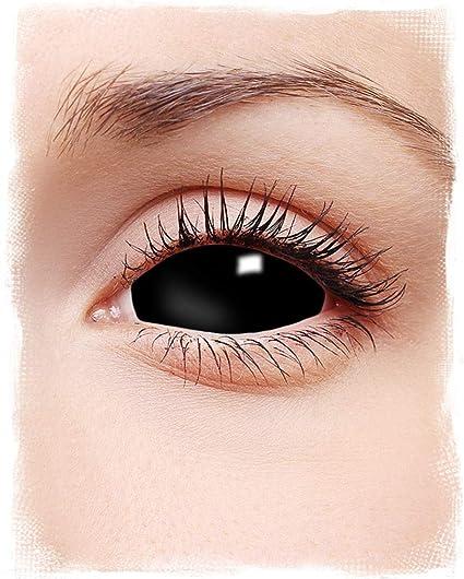 fe4fa98ef1 Lentes de contacto esclerótica negro: Amazon.es: Juguetes y juegos