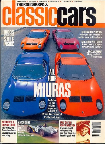 More Details about Classic Cars Magazine