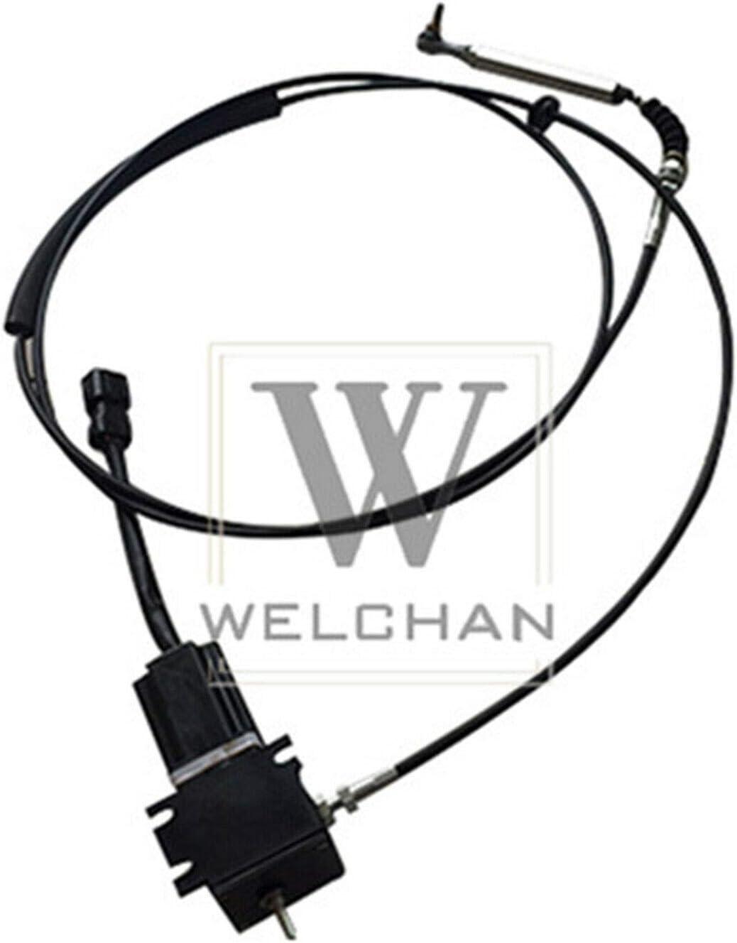 21W-43-21221 Throttle Motor Fuel Control Dial For KOMATSU PC75UU-2 Stepper Motor