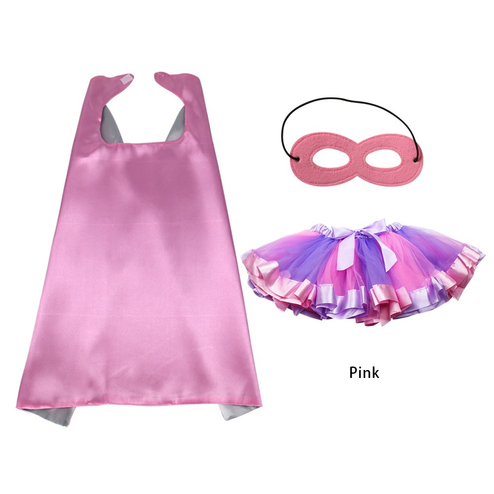 52928182df Great for Birthday parties, Princess Cosplay and Wedding dress up Costumes,  Have a Superhero Party or make every day a Super Hero Day.