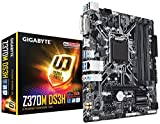 Gigabyte Z370M DS3H (LGA1151/Intel Z370/Micro ATX/USB3.1 Gen1/M.2/DDR4/HDMI/Motherboard)