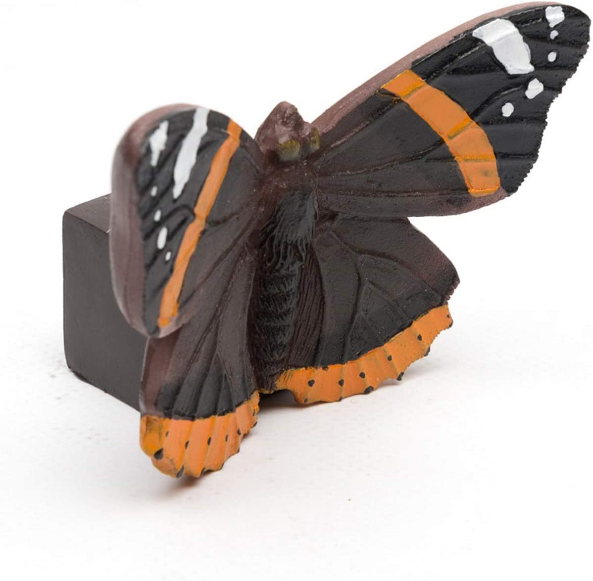 Potty Feet Plant Pot Feet - Red Admiral Butterfly (Colour- Set of 3)