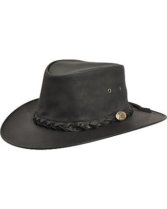 bc0e145a01101 Jacaru Men Kangaroo Outback Hat