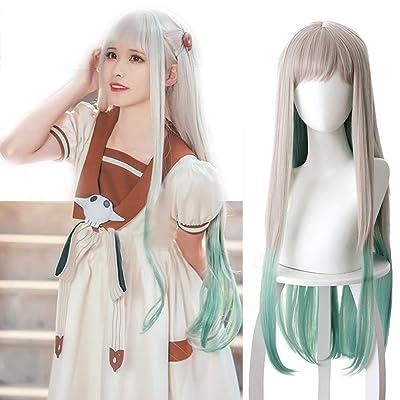 Yashiro Nene Wig Toilet-Bound Hanako-kun Cosplay Costume Accessories Gradient: Toys & Games