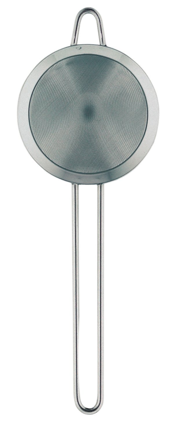 Brabantia Sieve, Round, 75 mm Diameter - Stainless Steel 166969 Brabantia Sieve 75mm Kitchen Accessories Tools_Gadgets_and_Barware