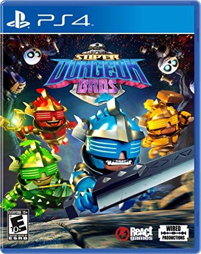 Super Dungeon Bros - PlayStation 4 (Best Indie Games Ps4)