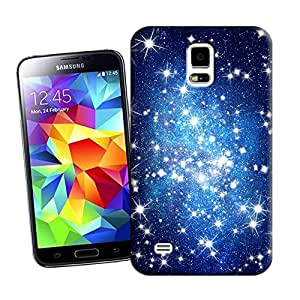 BIOIPHONECASE Starry Sky Gorgeous TPU Phone Case For Samsung Galaxy S5
