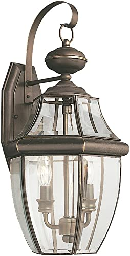 Sea Gull Lighting 8039-71 Lancaster Traditional Two