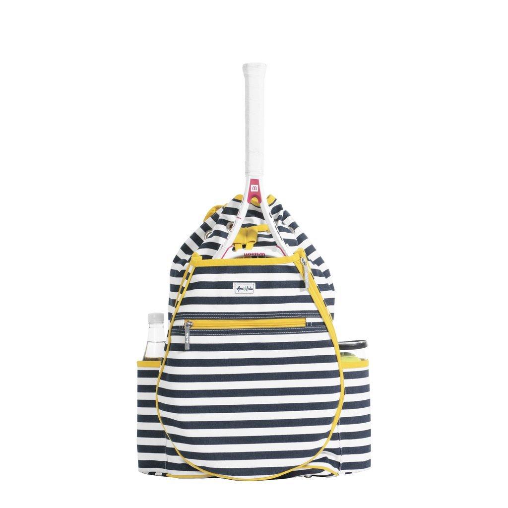 Ame & Lulu Kingsley Tennis Backpack (Tilly)