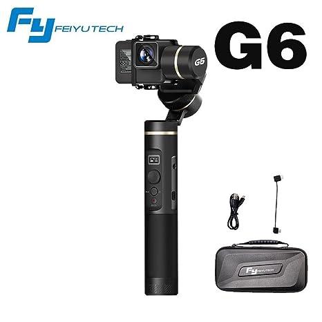 FeiyuTech Feiyu G6 3 Axis Handheld Gimbal Version actualizada de ...