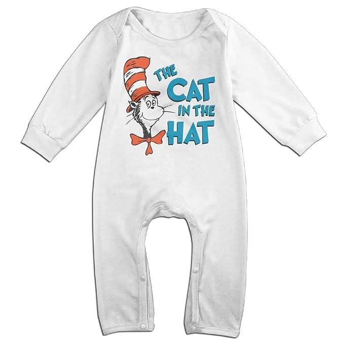 Amazon.com: Paul Lamond Dr Seuss El Gato en el sombrero bebé ...