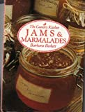 Hardcover The Country Kitchen: Jams & Marmalades Book