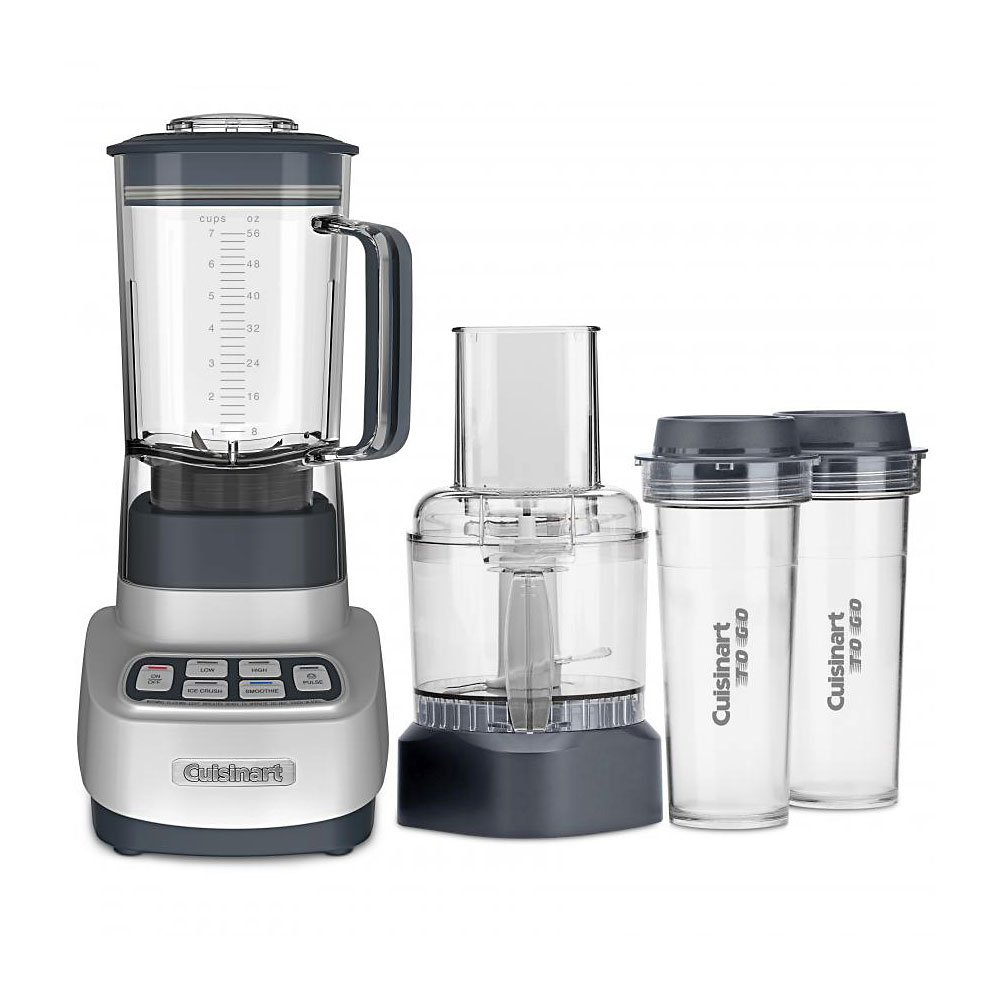 HP Blender/Food Processor, Silver